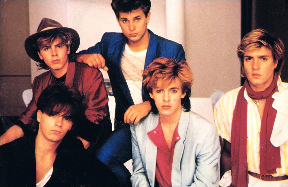 Duran Duran 80s Band