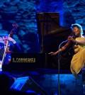 8 Η τραγουδίστρια China Moses με τον Raphael Lemonnier