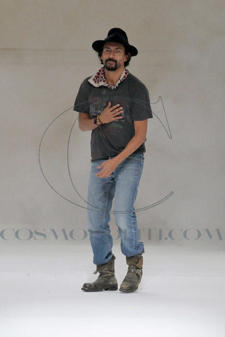 Haider Ackerman the designer