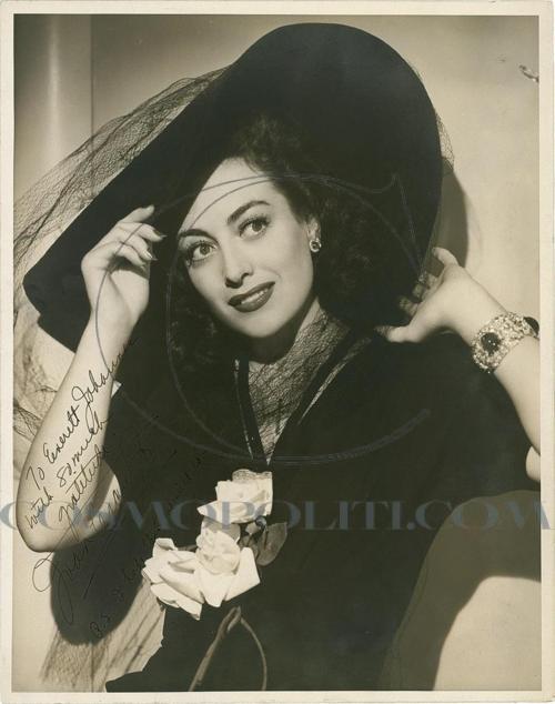 Joan Crawford 1940s