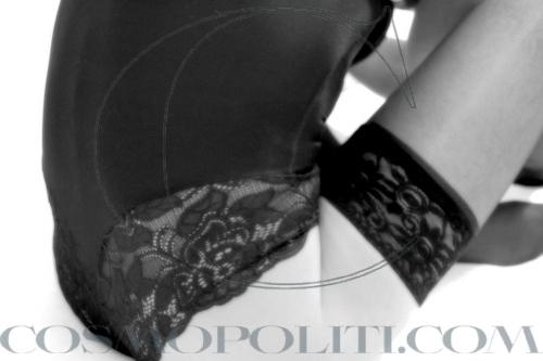 Lingerie---Black-Lace-Teddie-10