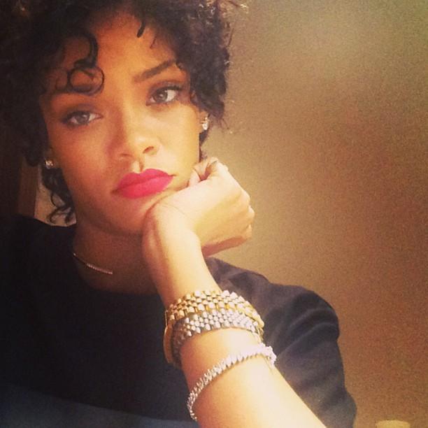 Rihanna-Nose