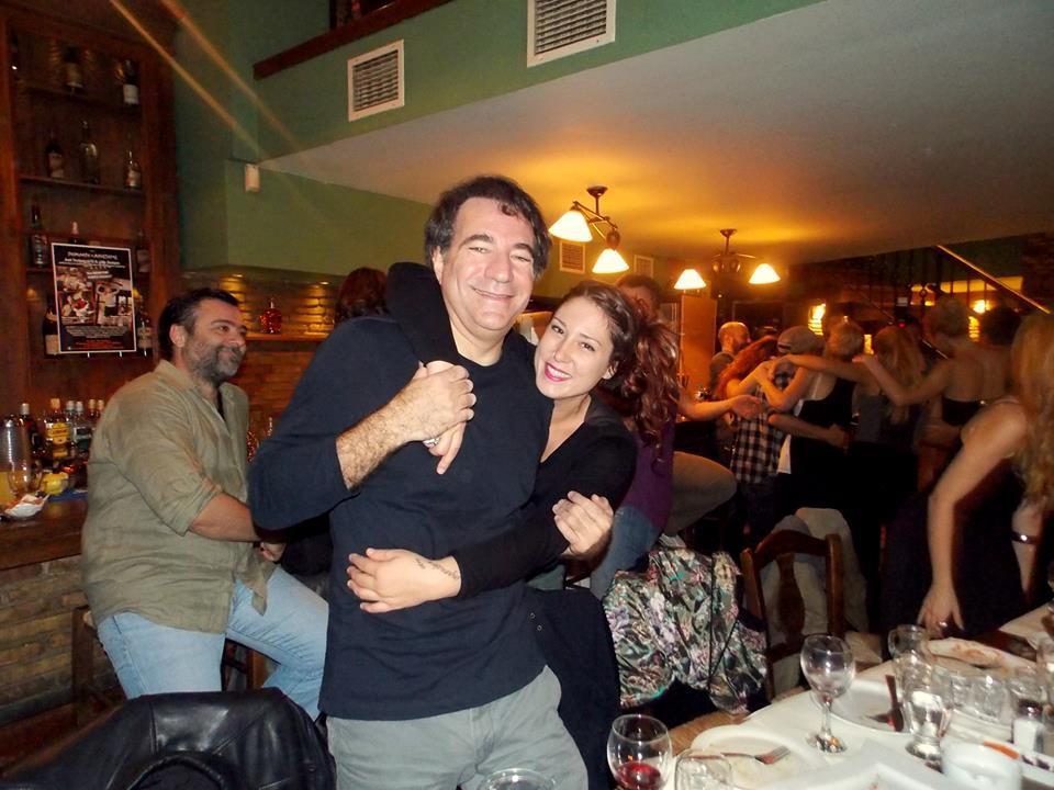 Richard Schenkman&Κωνσταντίνα Νικολαίδη(1)