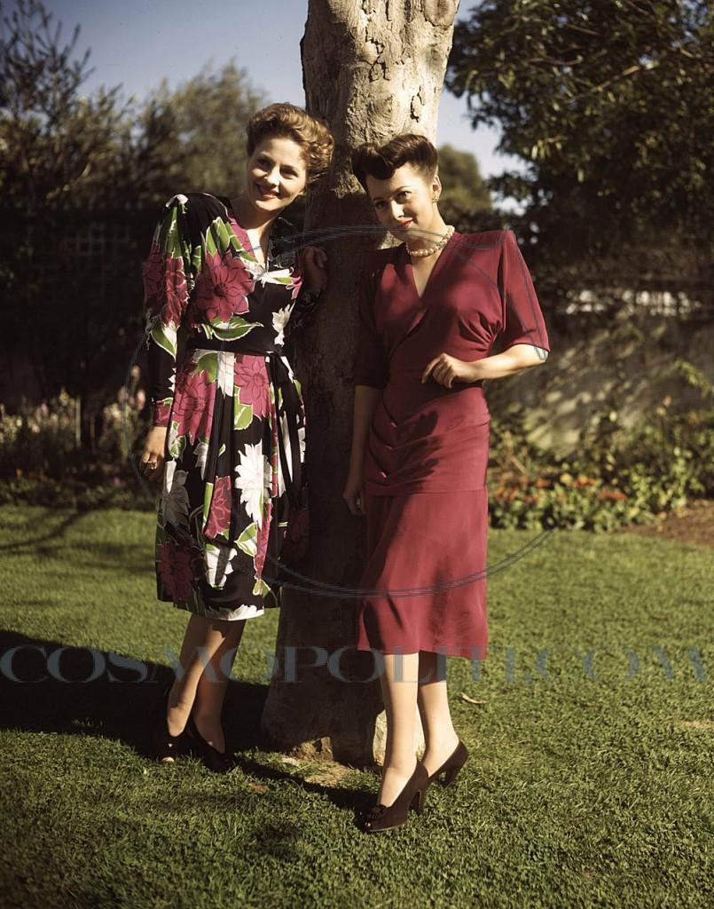 olivia and joan