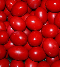 Red-Easter-Eggs