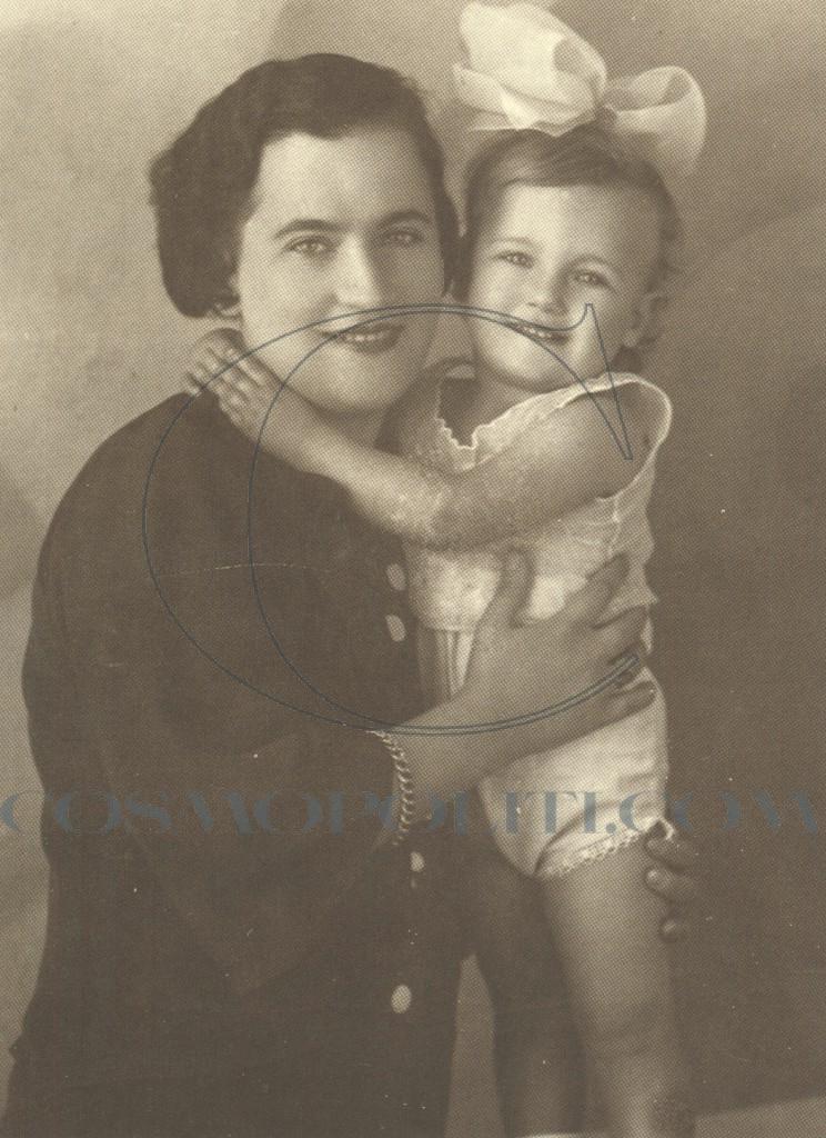 τζενη με μαμα μωρο1