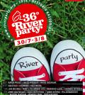 36o RIVER PARTY_xoris xorhgous