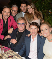 Dinner & Auction: Woodside End Of Summer Party To Benefit The Elton John AIDS Foundation