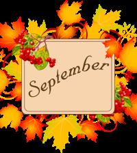 september-sign