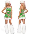 Green-Christmas-tree-Santa-Claus-Sexy-Costume-For-Women-New-Christmas-Clothes-Fantasy-Party-Uniforms-Set