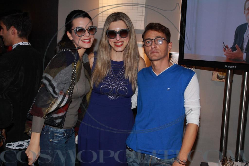 43060ce92b Ένα μοναδικό ταξίδι στον κόσμο της μόδας για την  Άνοιξη-Καλοκαίρι 2015   πραγματοποίησε η Luxottica Hellas πριν λίγες ημέρες για τους εκλεκτούς  καλεσμένους ...