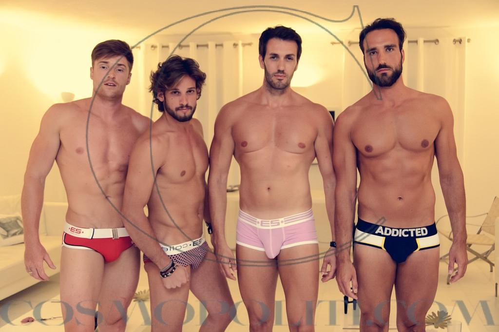 b7ed085a031 Fashion show με Ισπανικά μαγιό & εσώρουχα - Cosmopoliti.com ...