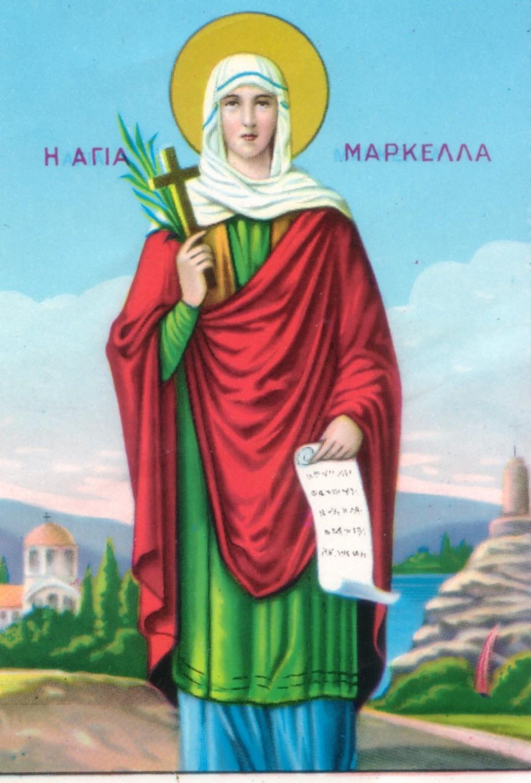 Αγία Μαρκέλλα: ο βίος και ο φριχτός θάνατος από τον πατέρα της στα 18 της χρόνια