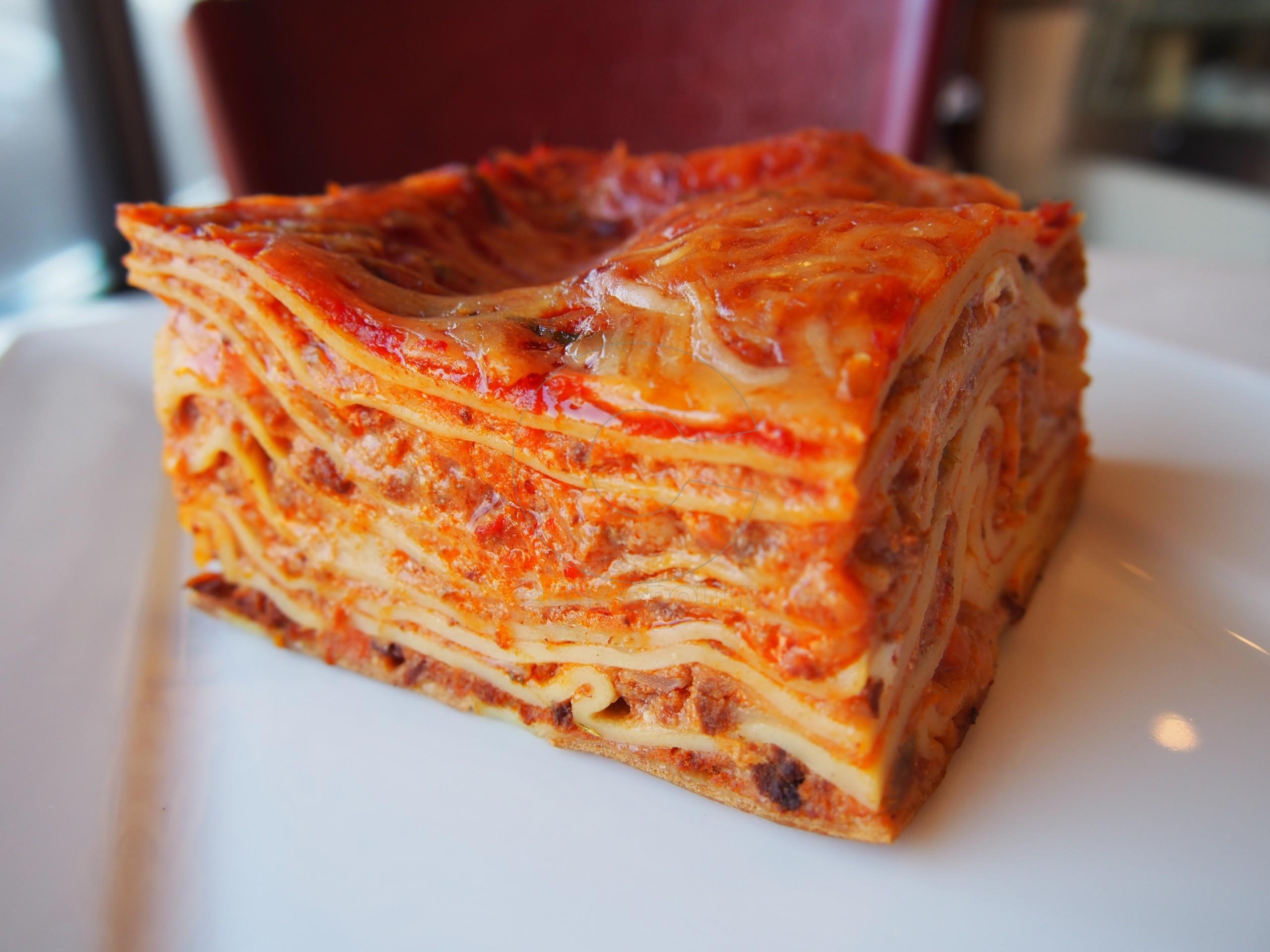Lasagna, Bolognese 1
