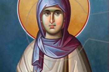 """Αγία Χαριτίνη: """"Μην λυπάσαι κύριέ μου γιατί αξιώνομαι να γίνω θυσία στο Θεό"""""""