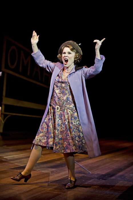 Imelda Staunton as Momma Rose in Gypsy