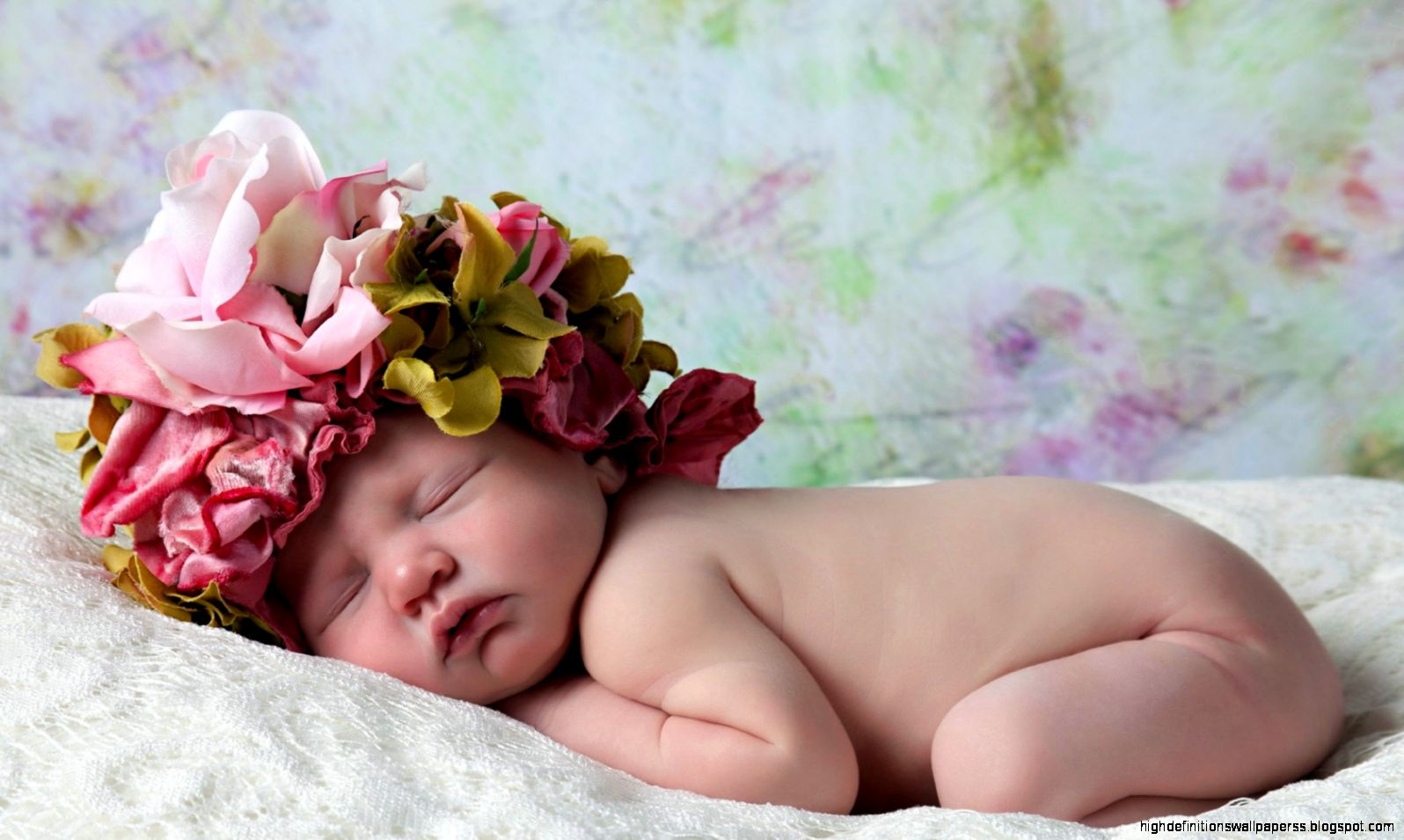 baby-christmas-day-sleeping-lovely-hat-photo-cute-hd-wallpaper