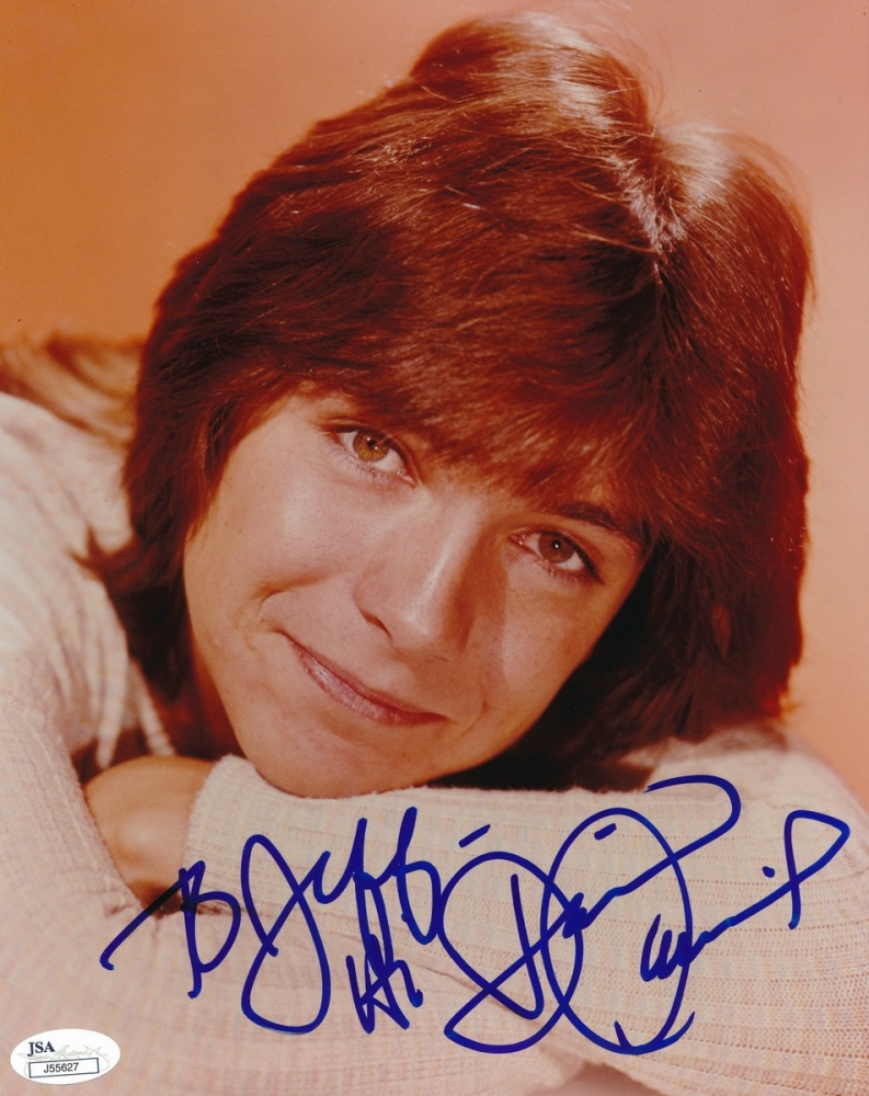 main_1-David-Cassidy-Signed-8x10-Photo-Inscribed-Hi-JSA-COA-PristineAuction.com