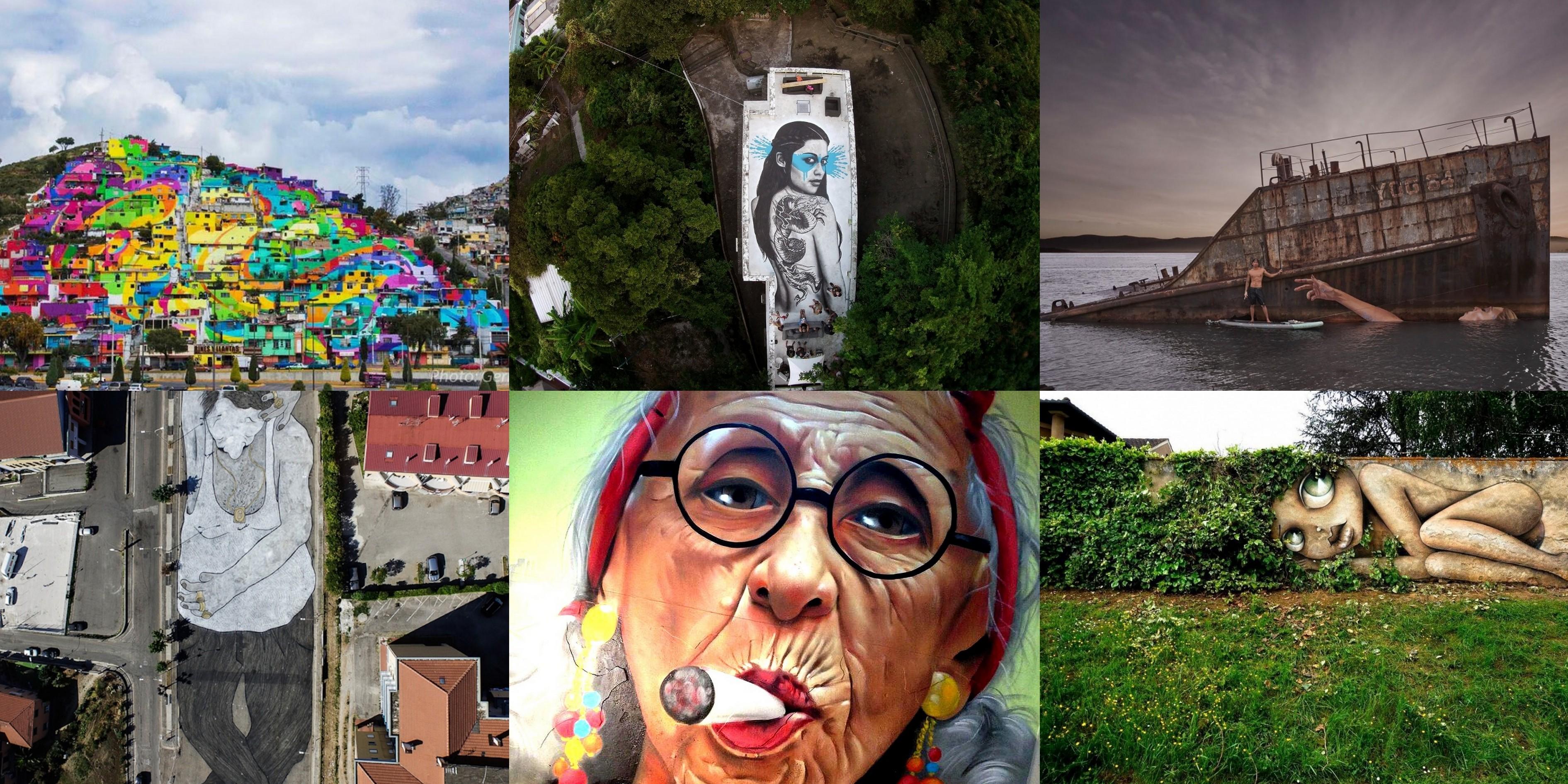 Τα 20 πιο εντυπωσιακά graffiti σε όλο τον κόσμο
