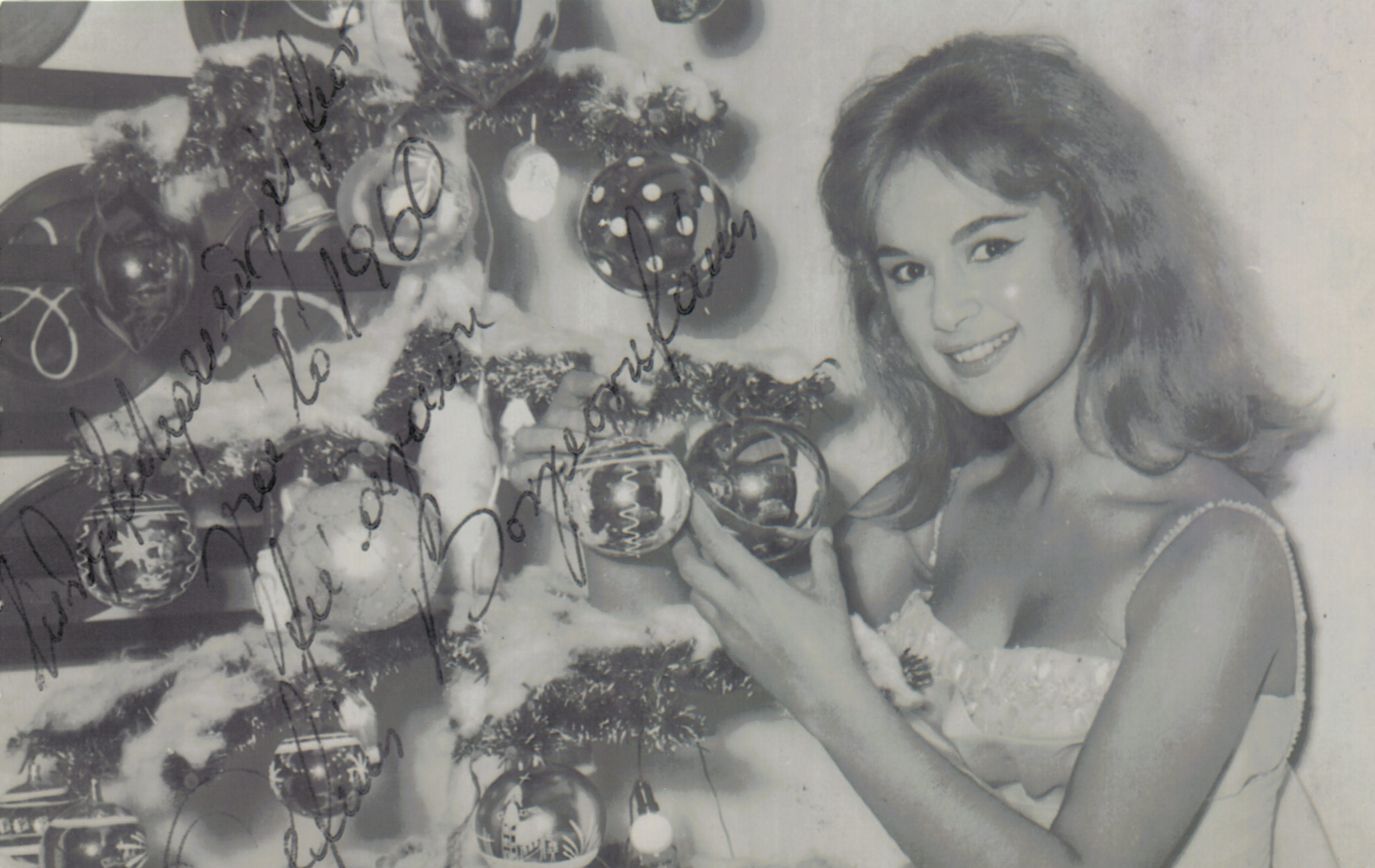 Χριστουγεννιάτικες στιγμές του '60 με την Αλίκη Βουγιουκλάκη