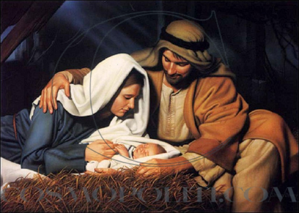 Luke 2. The Birth of Jesus Christ …The Lord himself will give you a sign. Behold, the virgin shall conceive and bear a son, and shall call his name Immanuel. – Isaiah 7.14