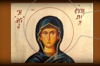 Αγία Ευγενία: η πιστή χριστιανή που μεταμφιέστηκε σε άντρα κι έγινε …ηγούμενος