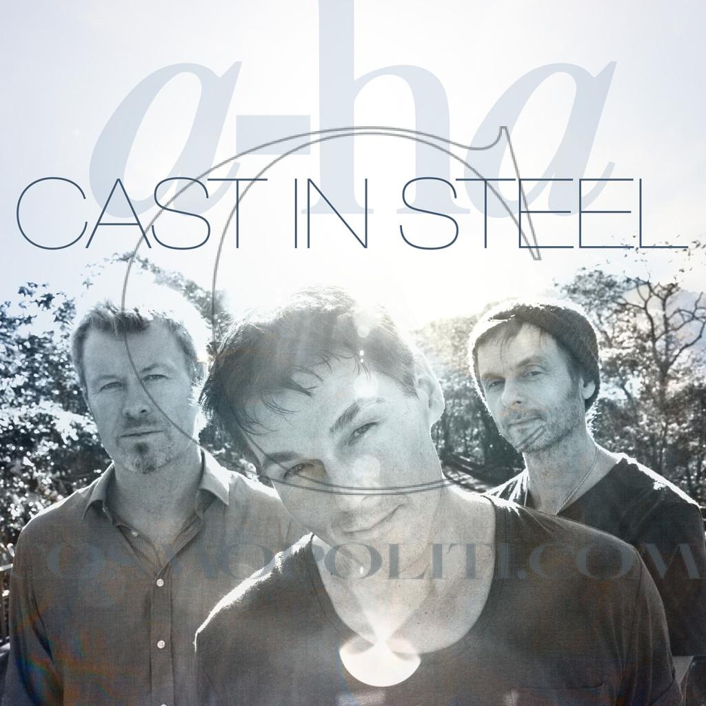 12.A-ha – Cast In Steel