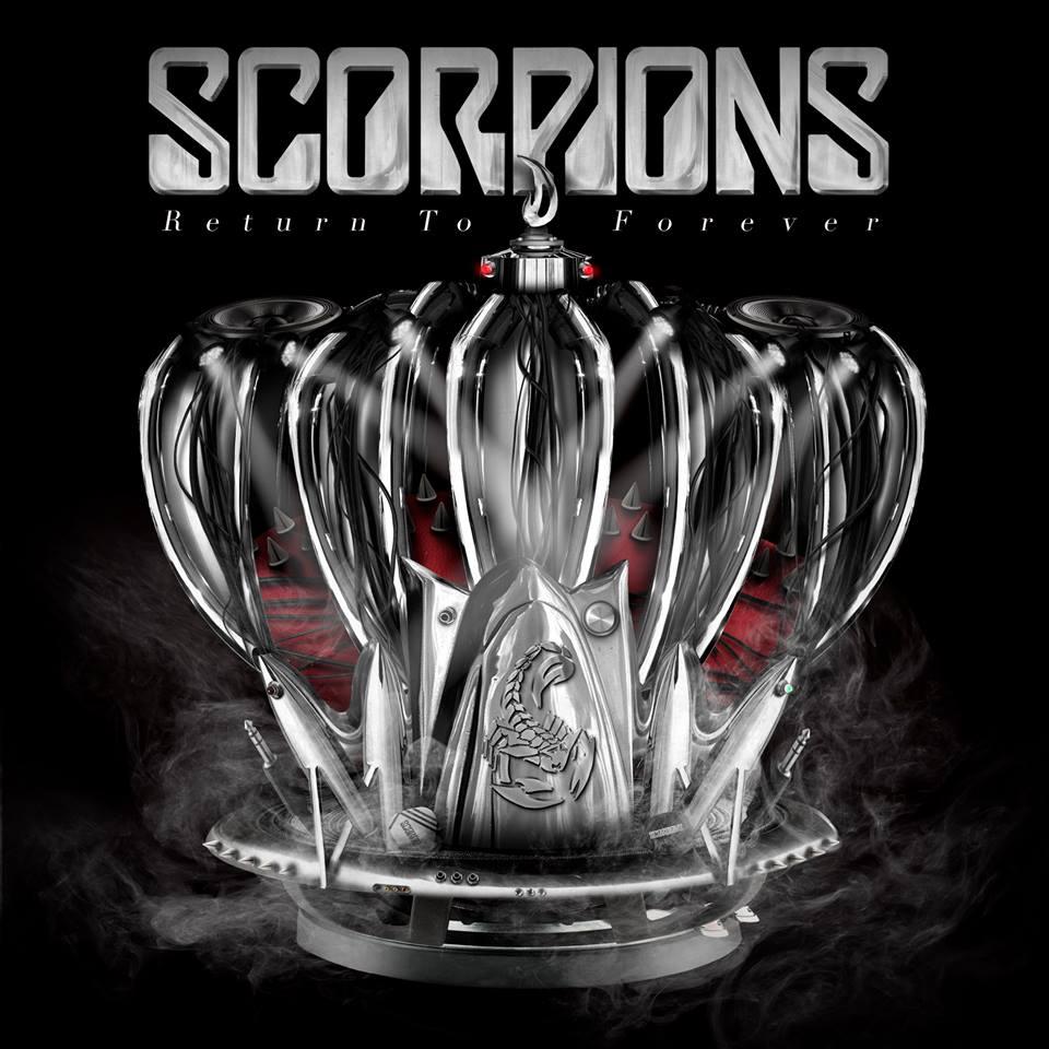 13.Scorpion - Return To Forever