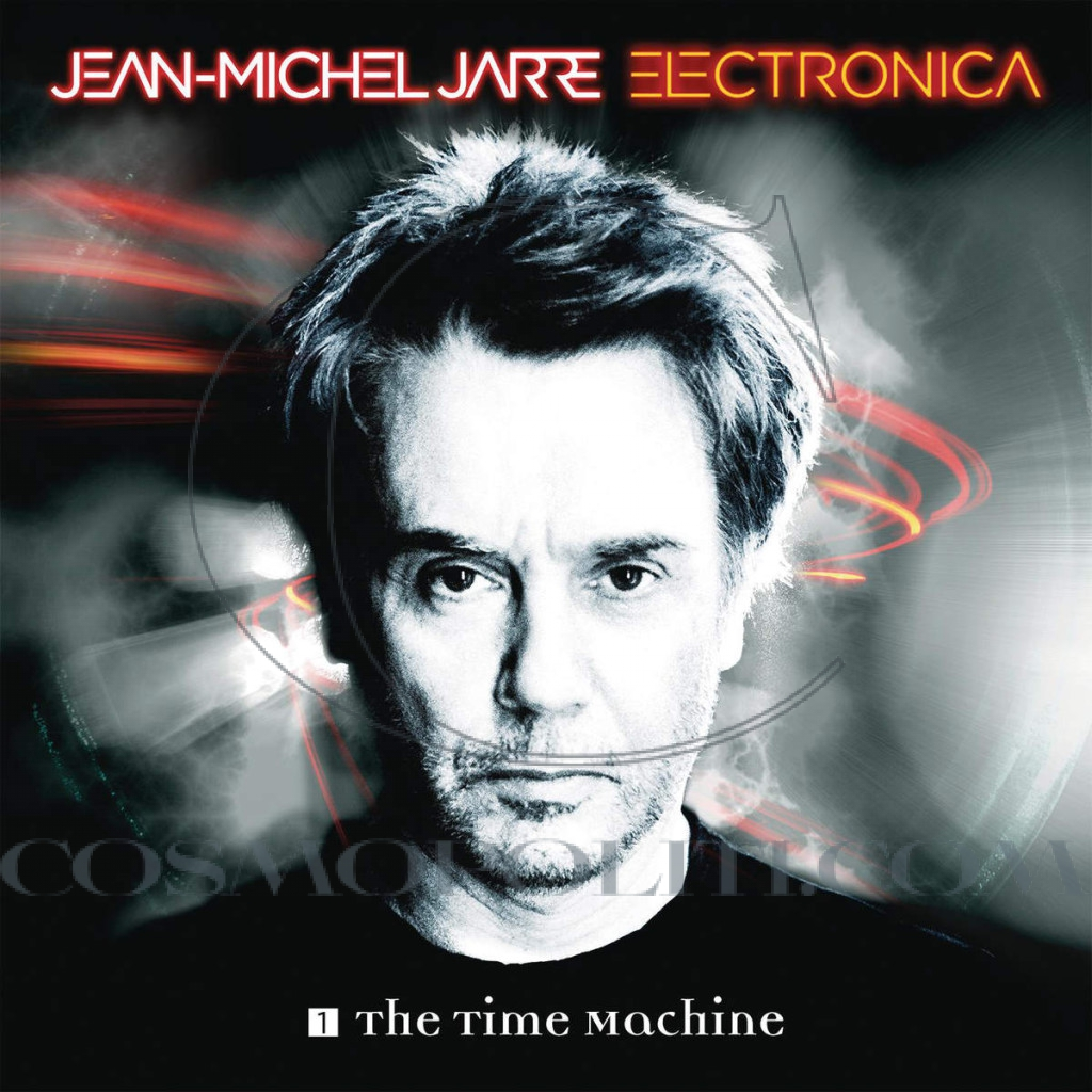 3.Jean-Michel Jarre – Electronica 1