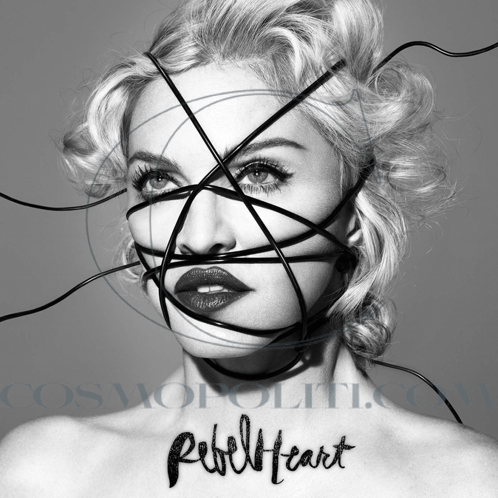 4.Madonna – Rebel Heart