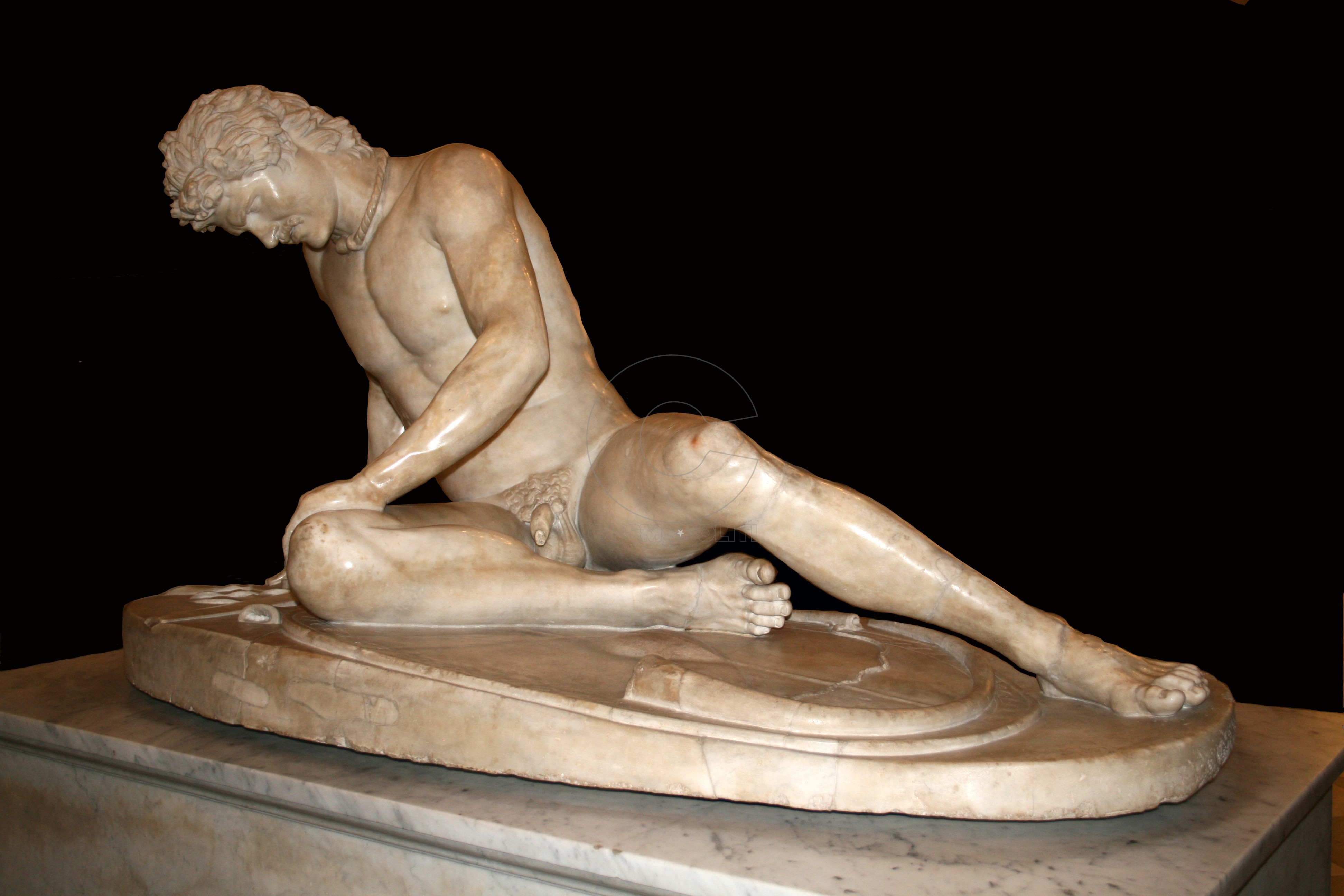 Gaulois mourant - Musei Capitolini (Palazzo nuovo)