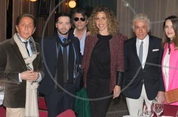 Valentino: η ομορφιά της Αθήνας και το υπέροχο δείπνο στο Zonars