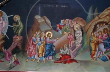 Λάζαρε, δεύρο έξω! Σήμερα η Ανάσταση του Λαζάρου