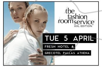 The Fashion Room Service επιστρέφει με Ανοιξιάτικη ΧΧL edition