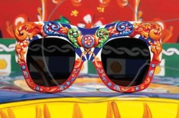 Sicilian Carretto: ιδιαίτερη συλλογή γυαλιών από τους Dolce & Gabbana