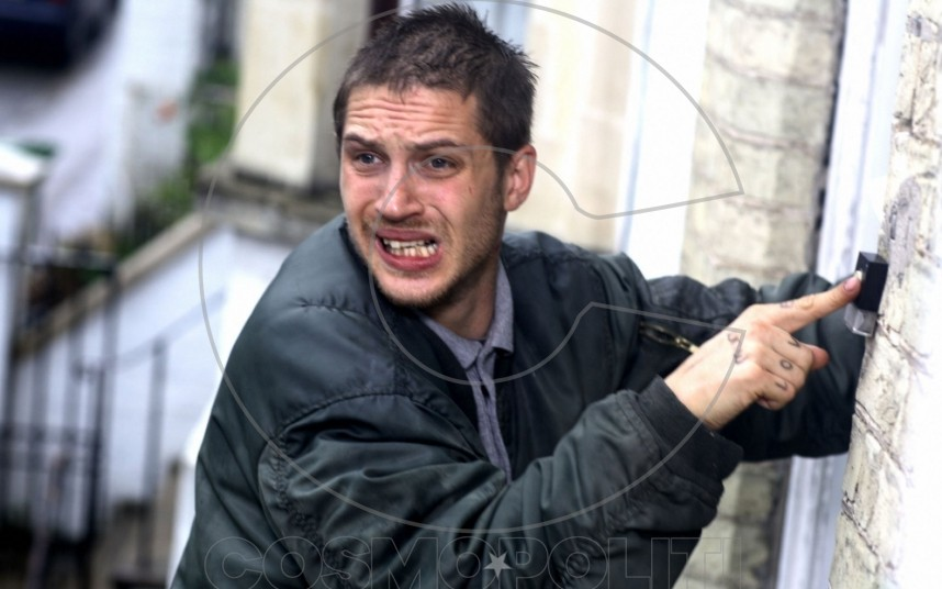 STUART: A LIFE BACKWARDS...***This image is embargoed for publication not before 11th September 2007 ** STUART: A LIFE BACKWARDS Picture shows: Stuart Shorter (Tom Hardy) WARNING: Use of this copyright image is subject to terms of Use of the Digital Picture Service. In particular, this image may only be used during the publicity period for the purpose of publicisng 'STUART: A LIFE BACKWARDS' and provided the BBC is credited. Any use of this image on the internet or for any other purpose whatsoever, including advertising and other commercial uses, requires the prior written approval of the BBC.