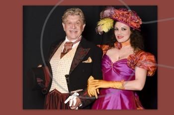 Toυ Κουτρούλη ο γάμος: πρεμιέρα απόψε στο Θέατρο Βράχων Μελίνα Μερκούρη