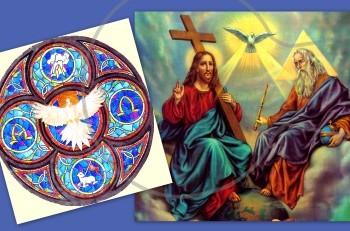 To Άγιο Πνεύμα και η επιφοίτηση στους 120 μαθητές του Χριστού