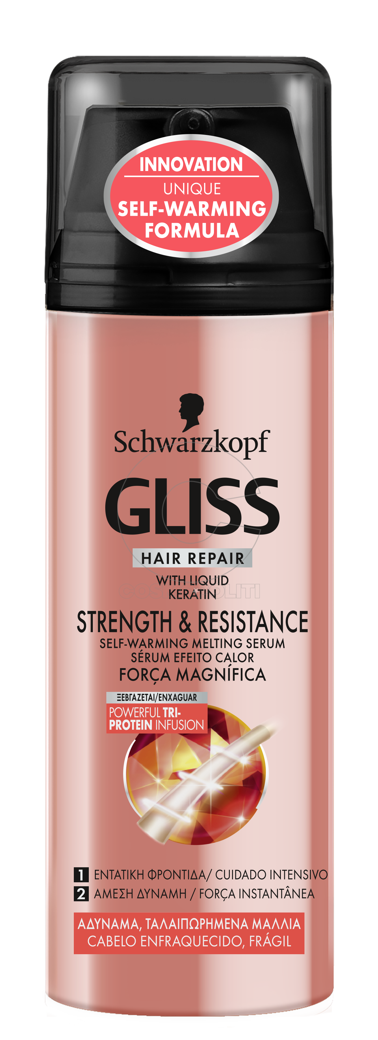 Gliss Strength & Resistance_ HeroTRT_150ml