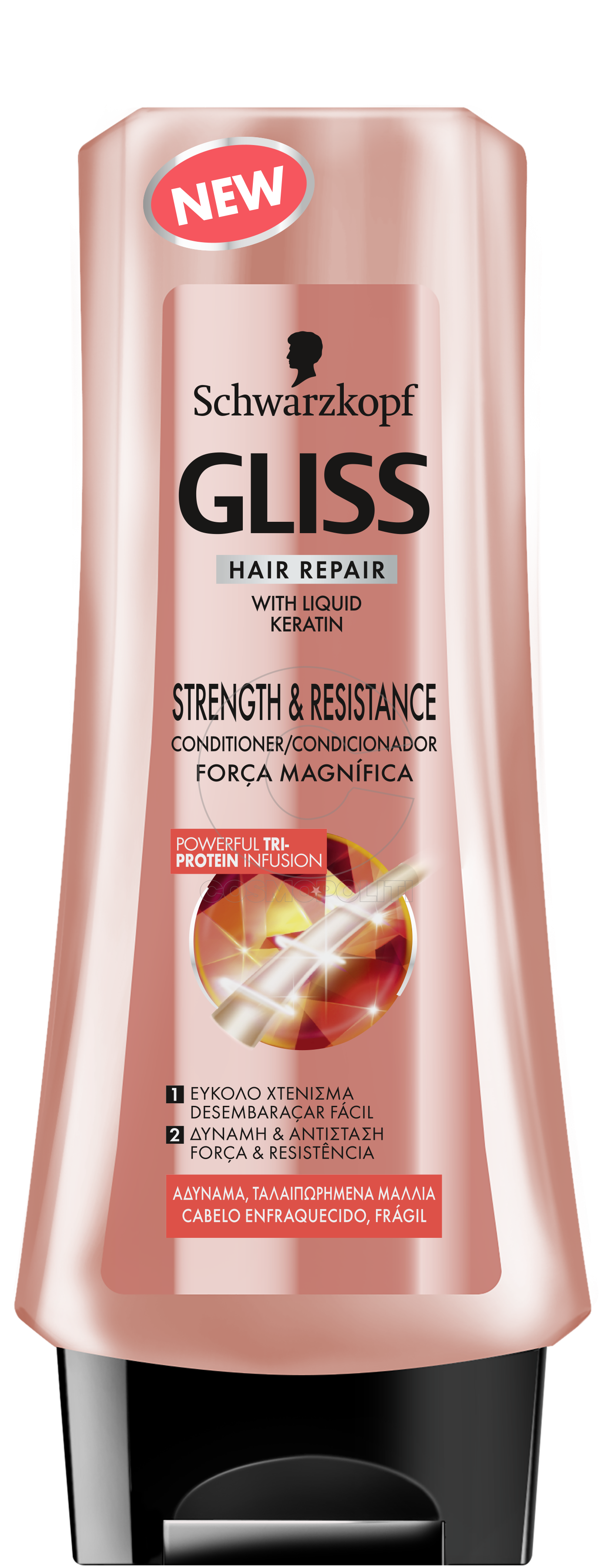 Gliss Strength & Resistance_CON_200ml