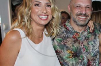 Νίκος Μουτσινάς & Μαρία Ηλιάκη: ξανά μαζί στον Alpha