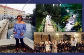 """Μιμή Ντενίση: Από τη """"Σμύρνη"""" στη Δράμα, στο θεαματικό πάρκο-σήμα κατατεθέν της πόλης"""