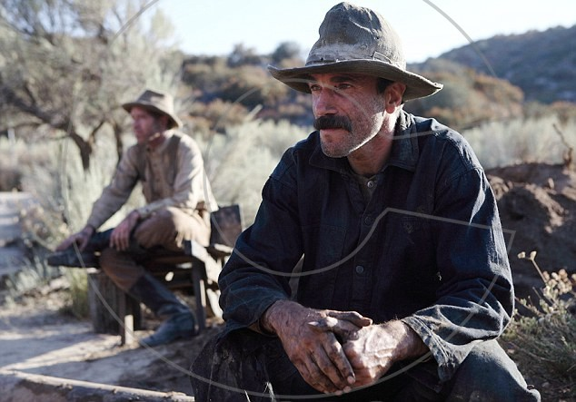 Daniel Day-Lewis in Paul Thomas Anderson's There Will Be Blood.