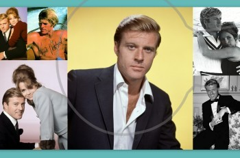 Robert Redford: μια dirty blonde αμαρτία