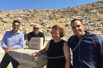 Αρχαίο Θέατρο Δήλου: ζωντάνεψε ξανά μετά από 2100 χρόνια