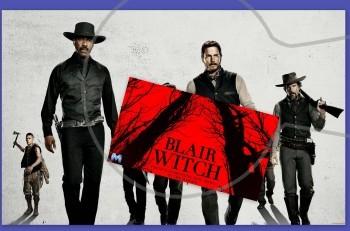 Cineμαχίες: Και οι 7 ήταν υπέροχοι VS Blair witch-η επιστροφή