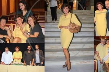 """Η Μιμή Ντενίση στην επετειακή εκδήλωση """"Μικρασία Χαίρε"""" στην Εστία Νέας Σμύρνης"""