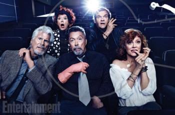 Φωτό- Reunion για το Rocky Horror Picture Show