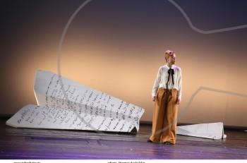 """Η Λένα Παπαληγούρα από το Α ως το Ω: """"Οι άνθρωποι του θεάτρου είναι ματαιόδοξοι κι ανασφαλείς αλλά αξιαγάπητοι"""""""