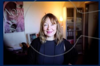 """Η Λυδία Φωτοπούλου από το Α ως το Ω: """"Αγαπώ να παίζω …αγαπώ τις παραστάσεις"""""""